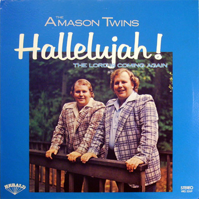 Funny Album Covers Amson Twins
