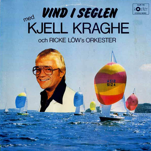 Funny Album Covers Kjell Kraghe